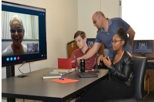 New Collaboration Stations to Help FAU's Online Students