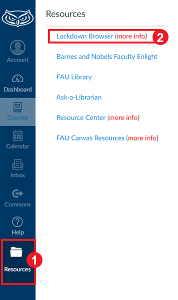 Respondus Monitor – Faculty site – Center for eLearning