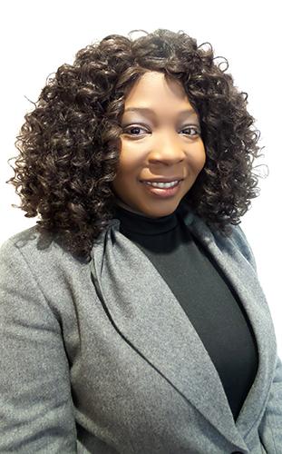 Amaraé Blyden-Richards, M.B.A.